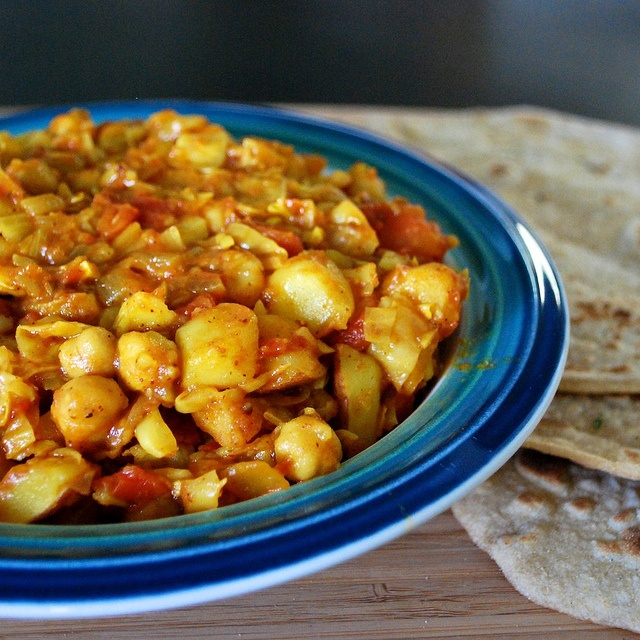 Chickpea Potato Curry | Fun food and recipes | Pinterest