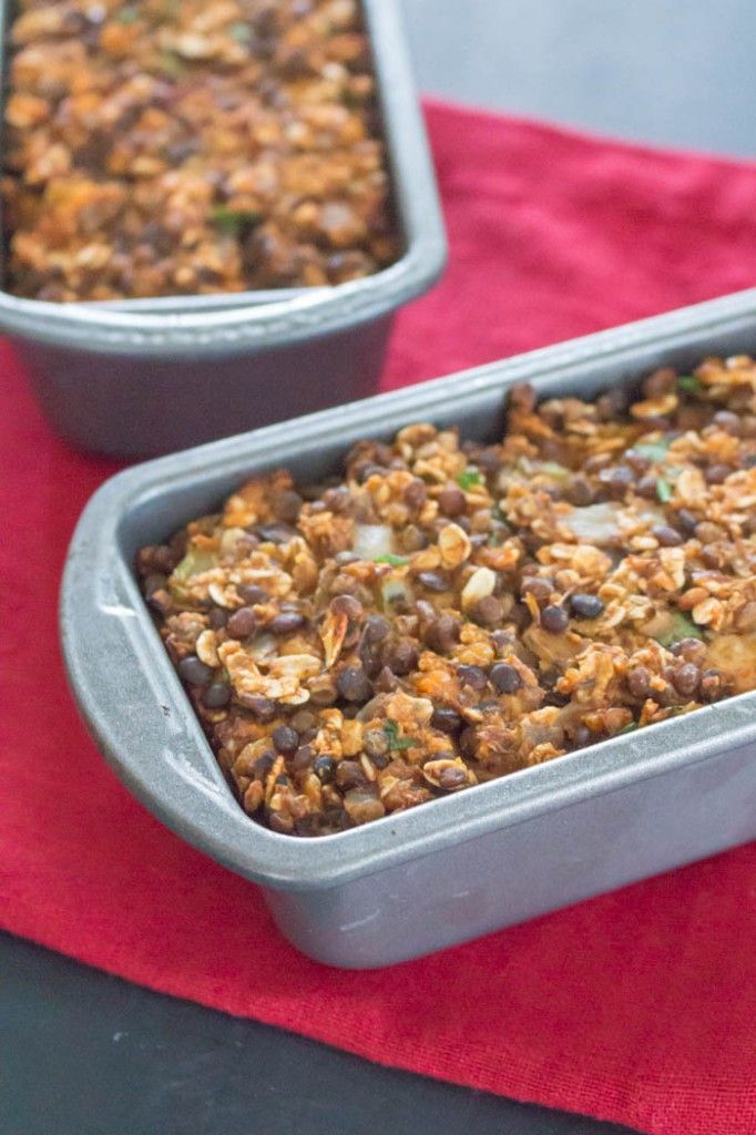 Classic Meat(less) Lentil Loaf - let's see how this tastes... uses ...