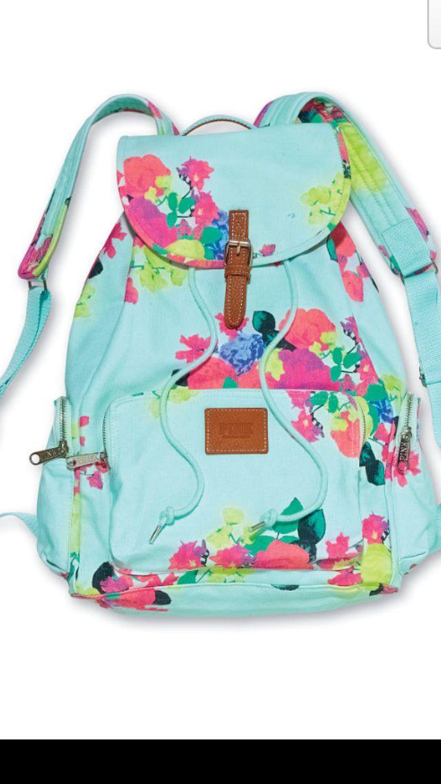 s secret pink backpack