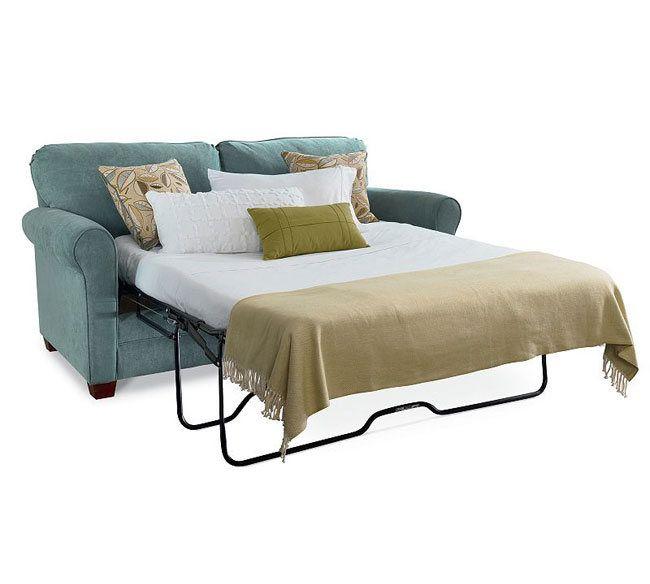Lane sunburst 769 full sleeper for Lane sectional sleeper sofa