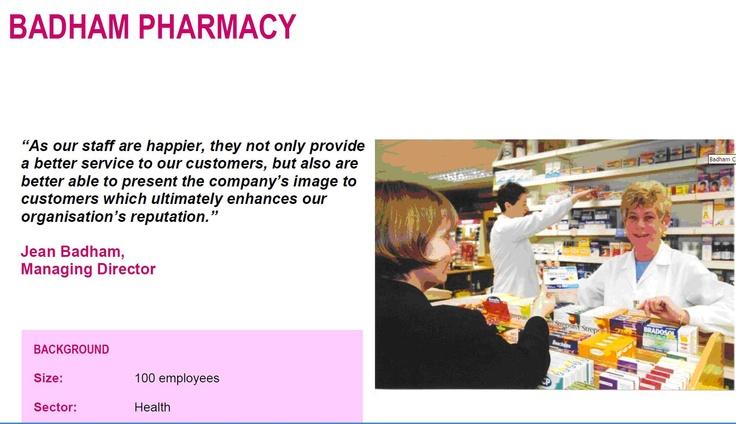 Pharmacy media studies australia