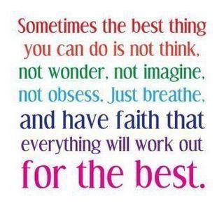 Faith ♥