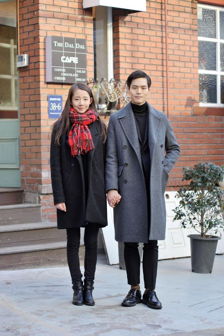 この冬参考になる☆おしゃれカップルのスナップ写真 in韓国 - naver まとめ