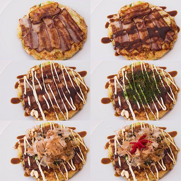 ... favorites of 2013 on No Recipes ... #4 is pictured, Okonomiyaki