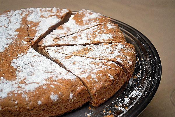 Honey Walnut Cake With Riesling Sabayon Recipe — Dishmaps
