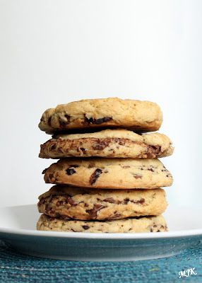 Thousand Layer Chocolate Chip Cookies | Cookies | Pinterest