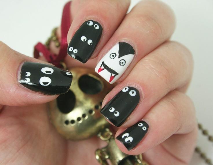 nail art vampire | {N@iL âRt} | Pinterest