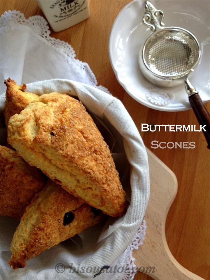Buttermilk Scones   Paddington Party   Pinterest