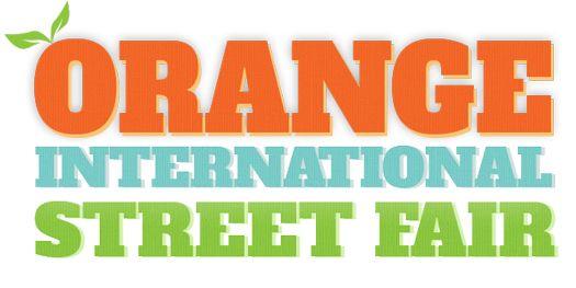 nice handbags Orange International Street Fair 2012