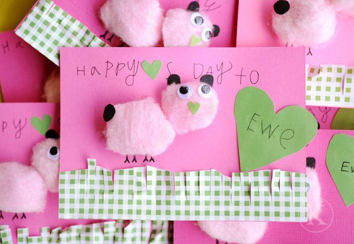 """Happy Day to EWE"" Valentines"
