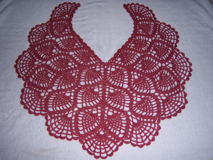Free Thread Crochet Pattern Leaflets Doris Chan Shawl in Thread ...