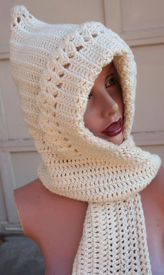Knitting Pattern Hat Scarf Combo : Pin by Deb Fordyce on Scarves & Other Crochet\Knit Pinterest
