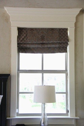 Diy Window Trim Diy Crafts And Ideas Mi Casa Ideas