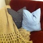 HOW TO dress shirt pillow sham in 6 easy steps I Releve Design