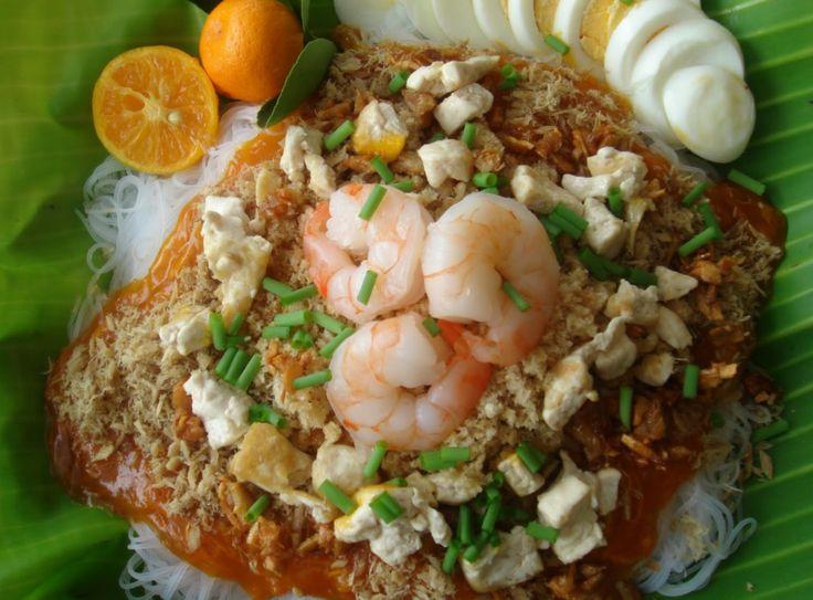 Palabok | Philippine food | Pinterest