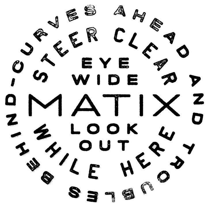 Matix New by Dan Cassaro