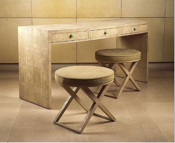 jean michel frank desk at my dressing table pinterest. Black Bedroom Furniture Sets. Home Design Ideas