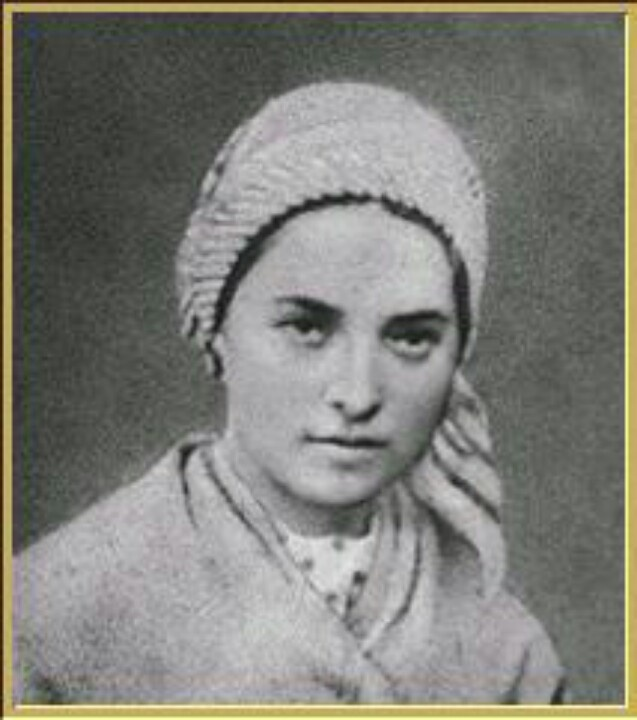 biography of saint bernadette soubirous St bernadette was born in lourdes, france on january 7, 1844 her parents  were very poor and she was the first of nine children she was.
