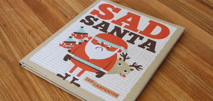 Sand Santa book
