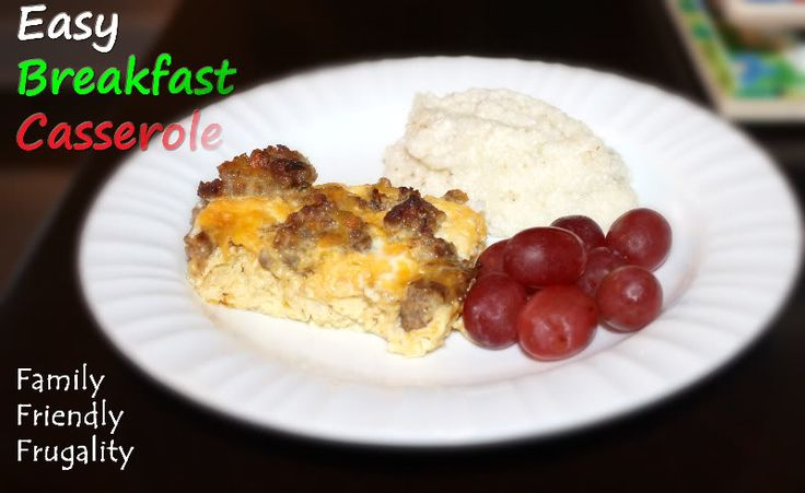 potluck favorite! | Breakfast! | Pinterest