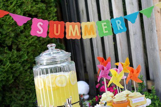 Recursos propuestas para dar la bienvenida al verano for Decoracion casa verano