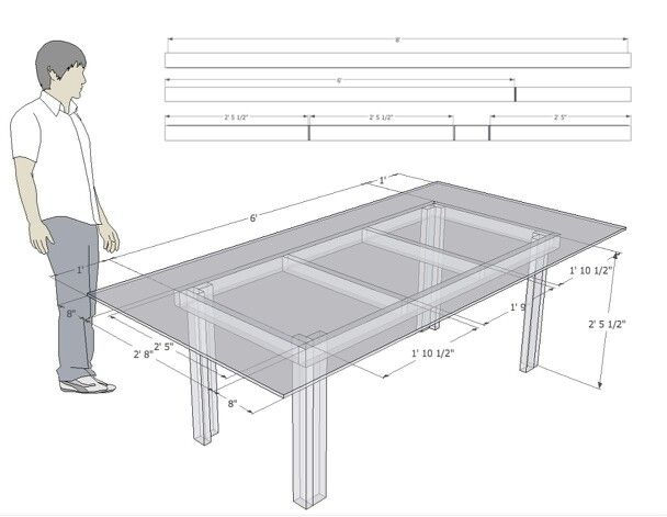 Big table plans soldadura welder welding tables ideas - Plan fabrication table ...