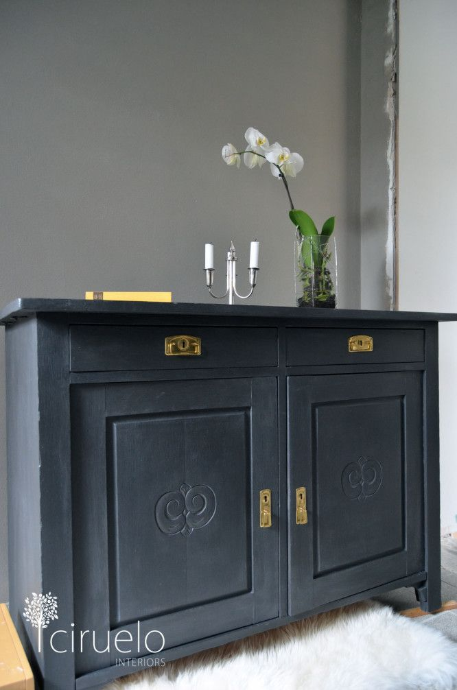 Chalk Paint With Antique Wax