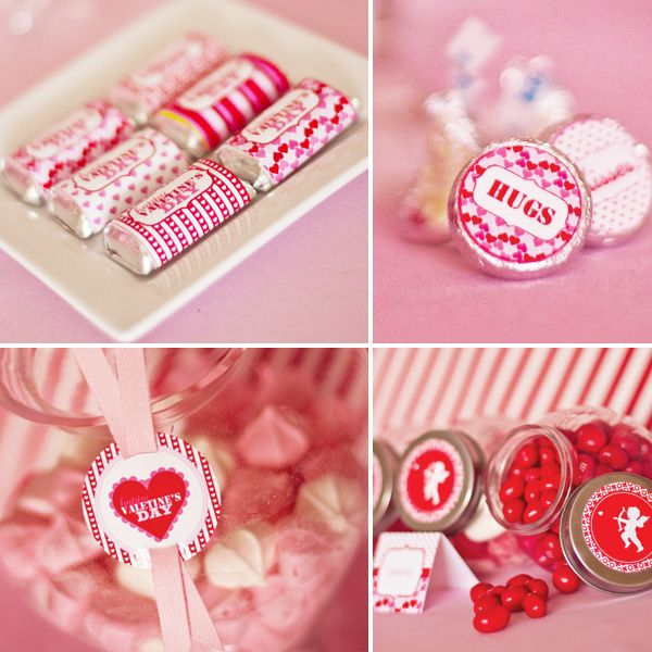 valentine's day theme decoration