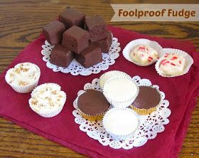 Dollhouse Bake Shoppe: Super Simple Foolproof Fudge (only a few ...