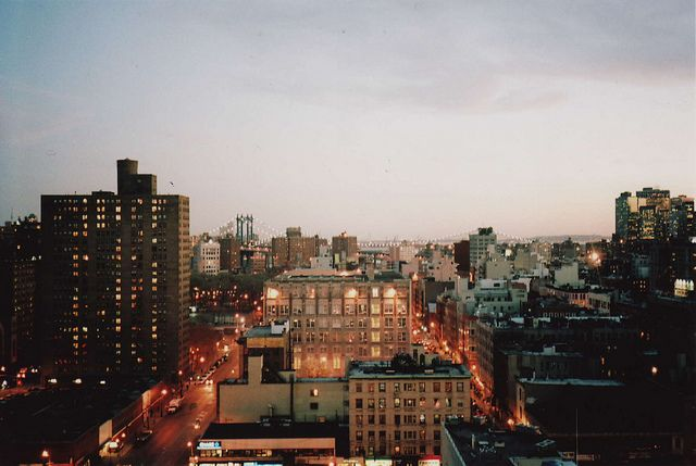 Lower East Side, New York / photo by Sam Coldy