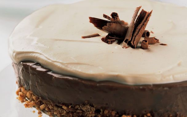"Coffee Toffee ""Pie"" 