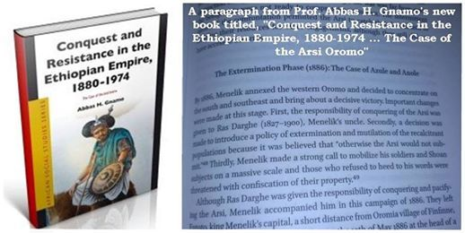 New Oromo  book. Must read  Conquest and resistance in the Ethiopian Empire, 1880-1974
