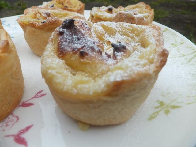 Portuguese custard tarts | Yummy! | Pinterest