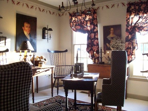 Pin by Primitive Thymes on Colonial Style Decorating | Pinterest