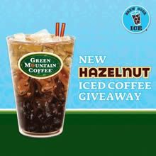 FREE Hazelnut Iced Coffee Sample Pack on http://www.icravefreebies.com