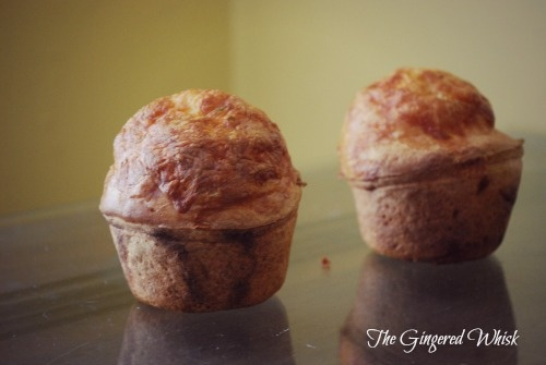Sourdough Cheesy Popovers | Snacks for Sharing | Pinterest