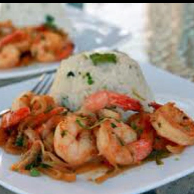 Spicy Tequila Shrimp | Food & Drink I love | Pinterest