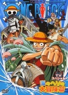 Phim One Piece Special 1: Adventure In The Ocean's Navel