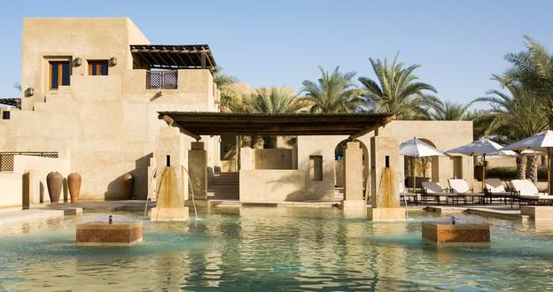 Luxury desert escapes in the uae for Luxury house in dubai