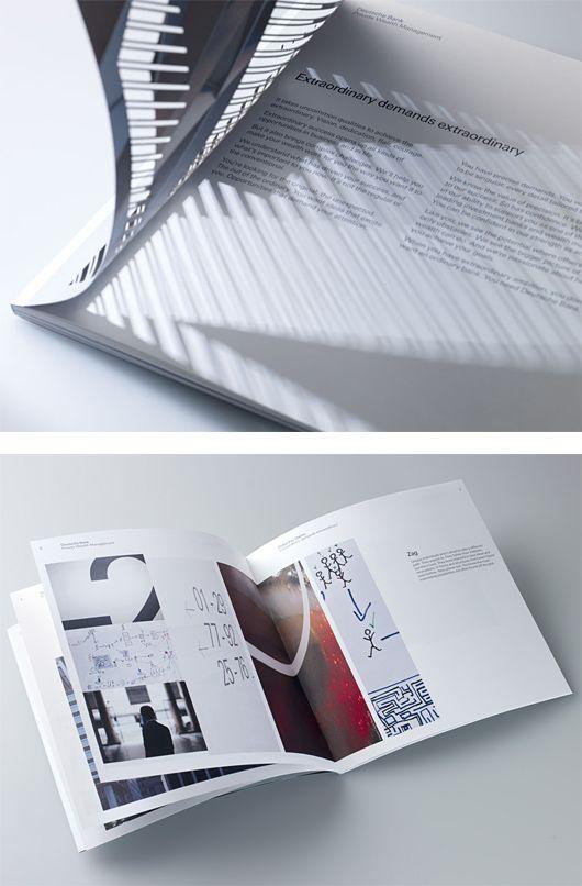 Deustche Bank Brochure by Studio 2br