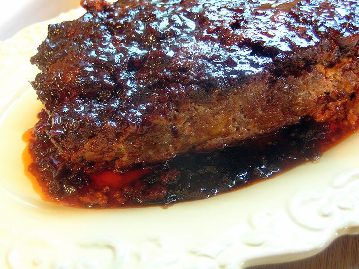 Southwest Meatloaf with Chipotle Glaze - The Ultimate Meatloaf