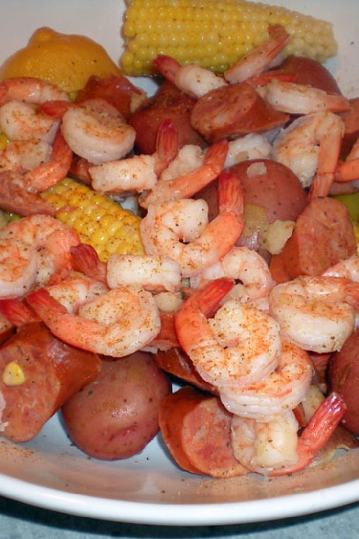 Frogmore Stew | KitchMe | food | Pinterest
