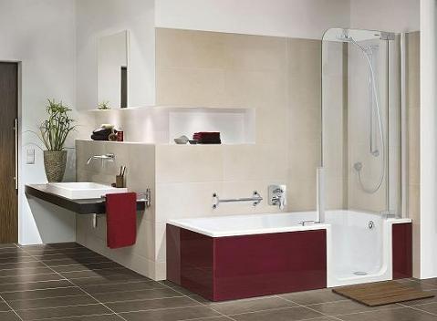 Shower Tub Combo Dream Home Pinterest