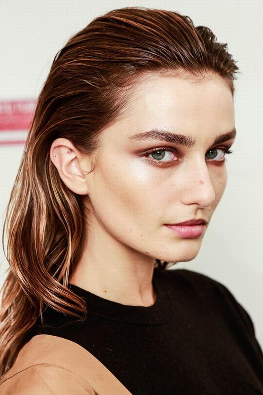 Peinados para pelo largo beauty belleza pinterest - Ideas para peinar cabello largo ...
