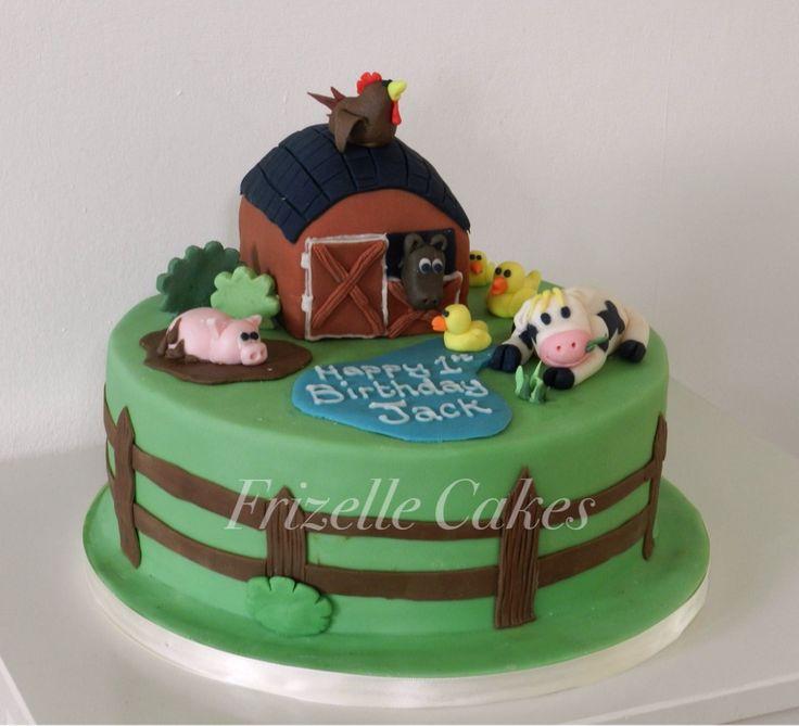 birthday cakes sussex