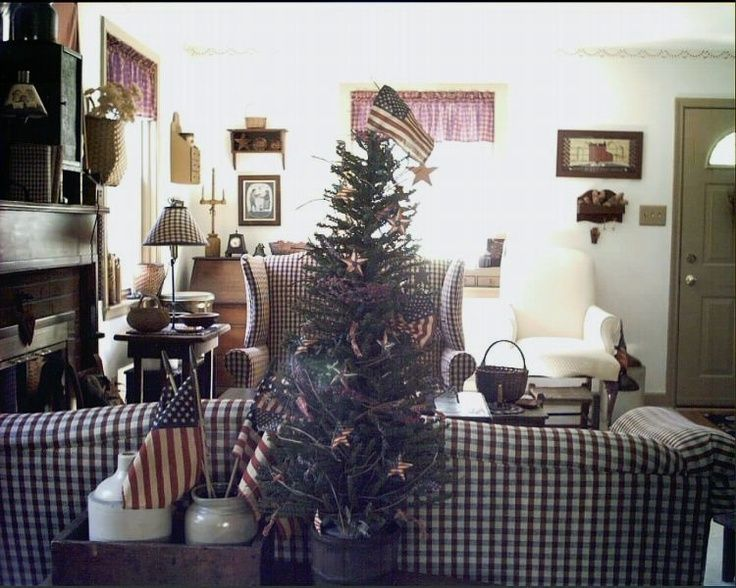 Living room primitive home ideas prims pinterest for Primitive living room ideas