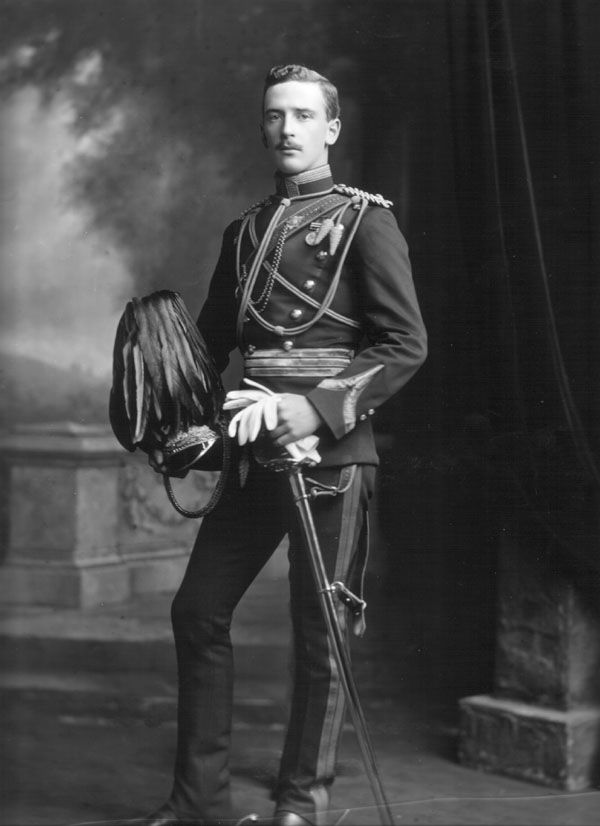 Hon. Reginald Berkeley Cole (1882-1925), 9th Lancers