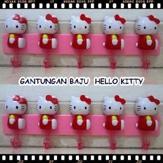 Gantungan Baju Hello Kitty Toko Online Mini Market