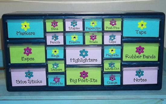 Lowes project organizer