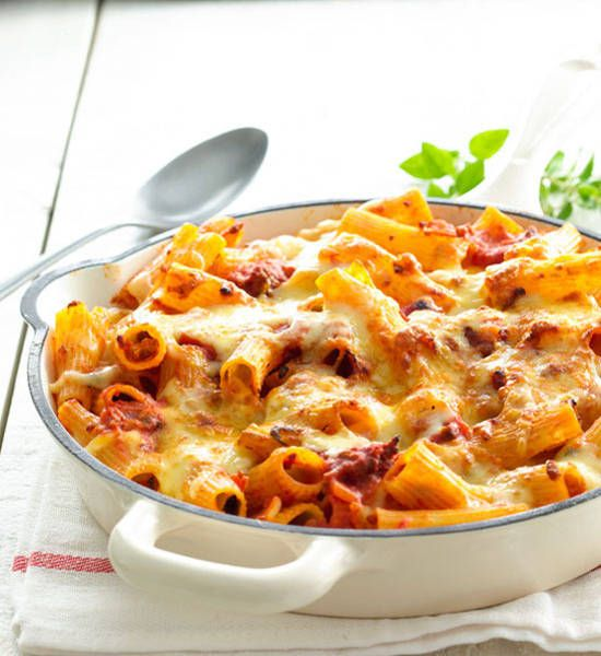 Winter Family Favourites Bolognese Pasta Bake Recipe